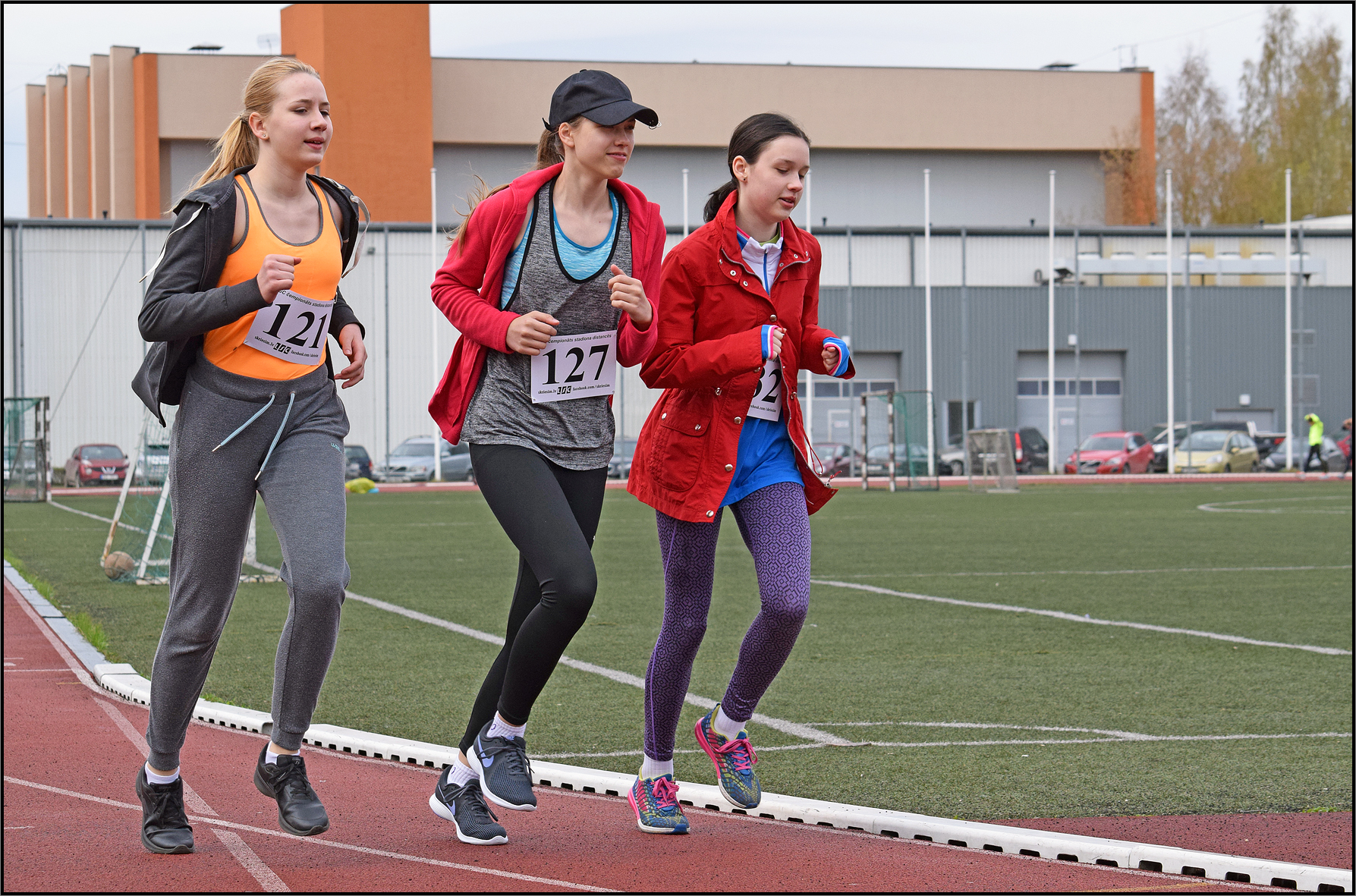 2018-04-28 LSC čempionāts stadiona distancēs 1. kārta / foto Kārlis Pakārklis